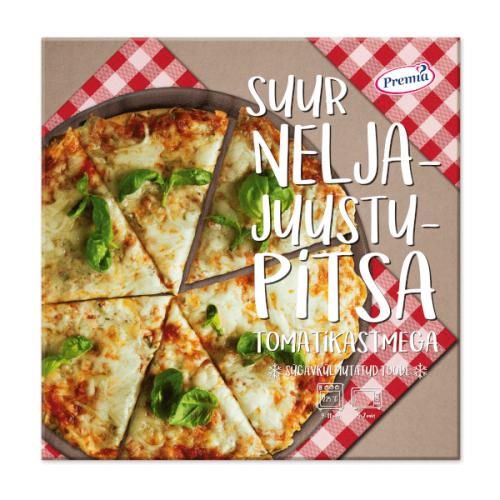 Pica PREMIA TALLINNA KÜLMHOONE ar četriem sieriem, 340g