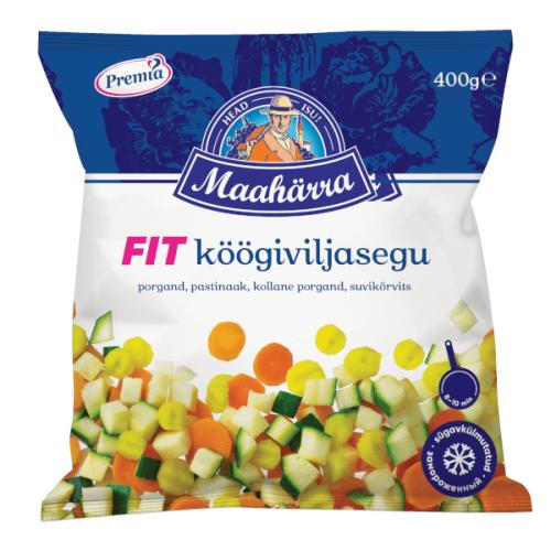 Dārzeņu maisījums FIT PREMIA TALLINNA KÜLMHOONE, 400g