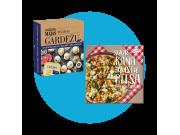 Sasaldēti produkti, maize, pica