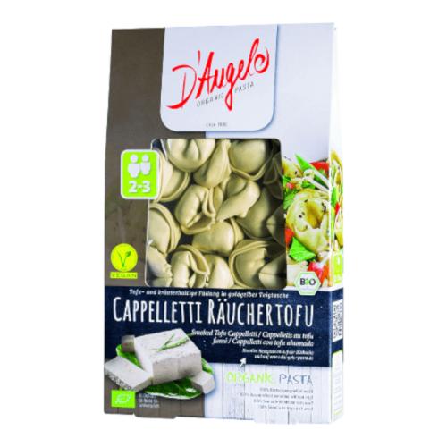 Cappelletti ar kūpināto Tofu D'ANGELO, 250g