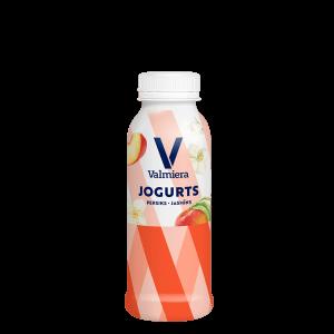 Jogurts VALMIERA persiks - jasmīns, 290g